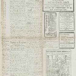 Gazette van Beveren-Waas 28/03/1909