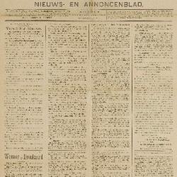 Gazette van Beveren-Waas 14/06/1896