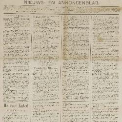 Gazette van Beveren-Waas 28/09/1890