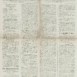 Gazette van Beveren-Waas 18/07/1909