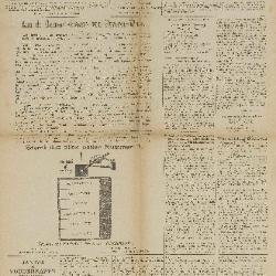 Gazette van Beveren-Waas 15/10/1911