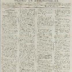 Gazette van Beveren-Waas 19/06/1892