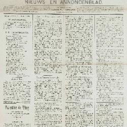 Gazette van Beveren-Waas 30/12/1888