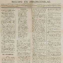 Gazette van Beveren-Waas 04/01/1891
