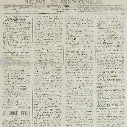 Gazette van Beveren-Waas 25/10/1891