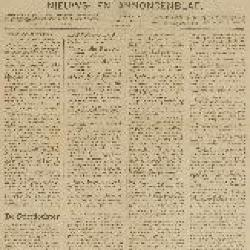 Gazette van Beveren-Waas 22/11/1896