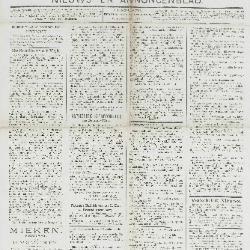 Gazette van Beveren-Waas 26/11/1905