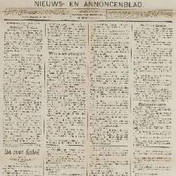 Gazette van Beveren-Waas 02/11/1890