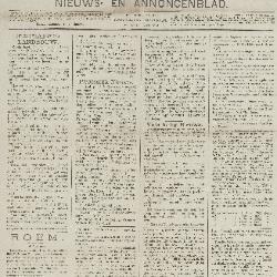 Gazette van Beveren-Waas 15/05/1892