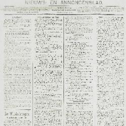 Gazette van Beveren-Waas 30/10/1898