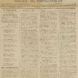 Gazette van Beveren-Waas 14/03/1897