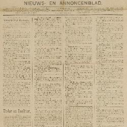 Gazette van Beveren-Waas 25/07/1897