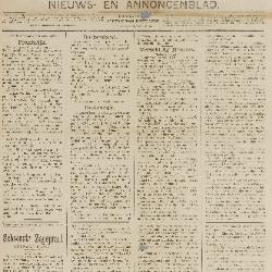 Gazette van Beveren-Waas 30/03/1890