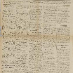 Gazette van Beveren-Waas 16/08/1914