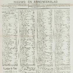 Gazette van Beveren-Waas 10/02/1889