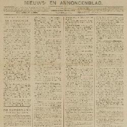 Gazette van Beveren-Waas 13/02/1898