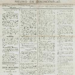 Gazette van Beveren-Waas 20/02/1887