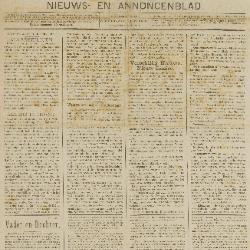 Gazette van Beveren-Waas 31/10/1897
