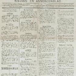 Gazette van Beveren-Waas 18/04/1886