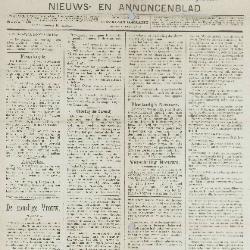 Gazette van Beveren-Waas 01/12/1889