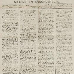 Gazette van Beveren-Waas 25/05/1890