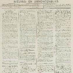 Gazette van Beveren-Waas 25/06/1893