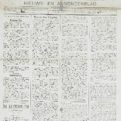 Gazette van Beveren-Waas 19/09/1886