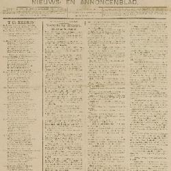 Gazette van Beveren-Waas 27/06/1897