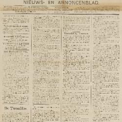 Gazette van Beveren-Waas 15/12/1895