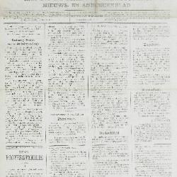 Gazette van Beveren-Waas 29/11/1885