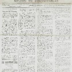 Gazette van Beveren-Waas 26/09/1886