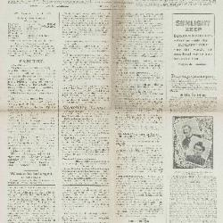 Gazette van Beveren-Waas 11/04/1909