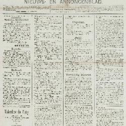 Gazette van Beveren-Waas 02/12/1888