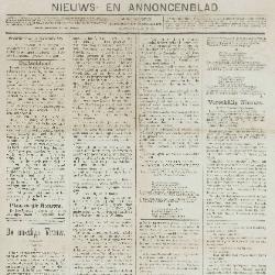 Gazette van Beveren-Waas 24/11/1889