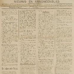 Gazette van Beveren-Waas 16/12/1894
