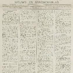 Gazette van Beveren-Waas 21/01/1894