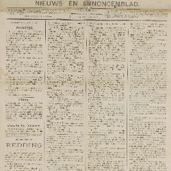 Gazette van Beveren 03/06/1888