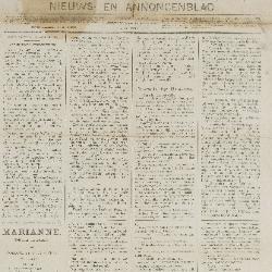 Gazette van Beveren-Waas 15/01/1888