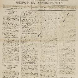 Gazette van Beverenr 10/06/1888