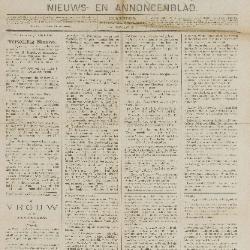 Gazette van Beveren 08/04/1888