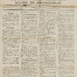 Gazette van Beveren 17/06/1888
