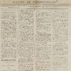 Gazette vann Beveren-Waas 19/02/1888