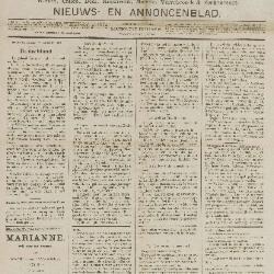 Gazette van Beveren-Waas 08/01/1888