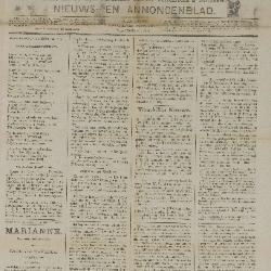 Gazette van Beveren-Waas 01/01/1888