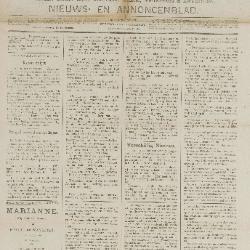 Gazette van Beveren-Waas 18/12/1887