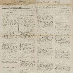 Gazette van Beveren-Waas 29/01/1888