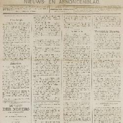 Gazette van Beveren-Waas 21/08/1887