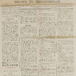 Gazette van Beveren-Waas 11/12/1887