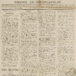 Gazette van Beveren-Waas 15/07/1888
