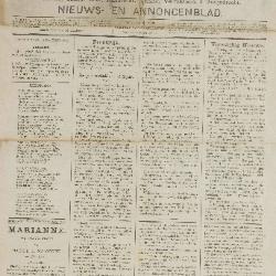 Gazette van Beveren-Waas 25/12/1887